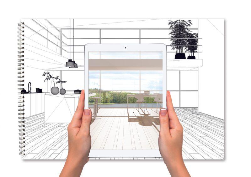 הדמיות תלת-ממד: הטכנולוגיה בשירות הדמיון (צילום: By Archi Viz, shutterstock)