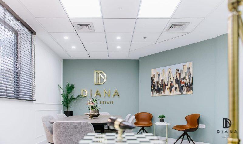 """נדל""""ן בפתח תקוה: משרד התיווך Diana Real Estate (צילום: פינגווין-צלמים)"""