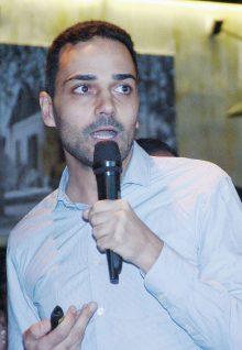 """ד""""ר תמיר ארביב. צילום זאב שטרן"""