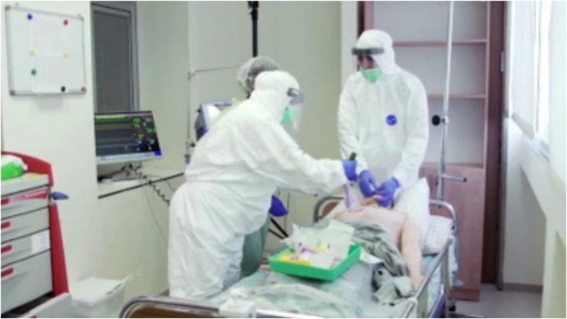 בית חולים השרון, הכנות הצוות. צילום טרול הפקות