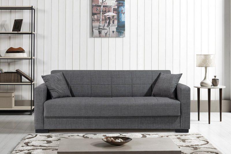 ספת אירוח נפתחת למיטה עם ארגז מצעים דגם אנג'ל: במקום 1,890 ₪ - ב-1,390 ₪ בלבד (צילום: טופ רהיט)
