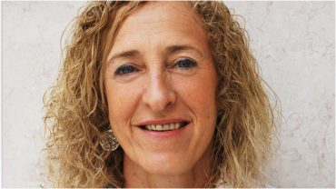 ד״ר גילת לבני, מנהלת מחלקת ילדים א׳ (שהוסבה בימים אלה למחלקת קורונה) במרכז שניידר לרפואת ילדים- צילום דוברות שניידר