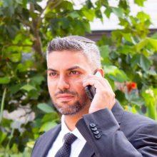 """עו""""ד אמיר ברכה. צילום ליאת ברכה"""
