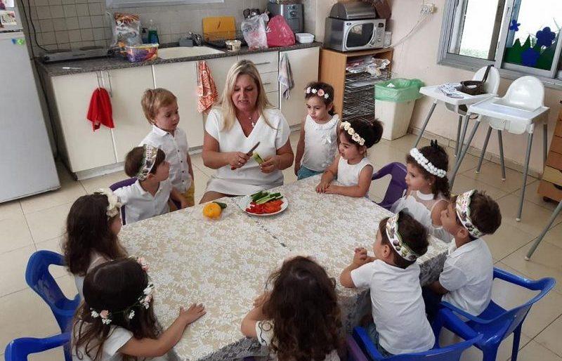 גן ילדים מומלץ בנווה עוז: גן צהרון עדי (צילום: עדי רצאבי)