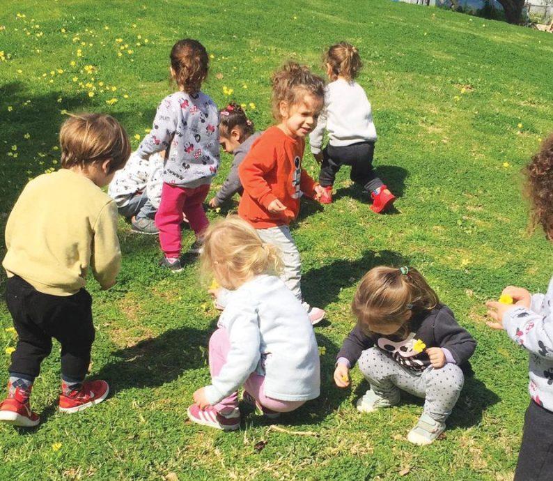 גן צהרון עדי: לגדל ילדים סקרנים, עצמאים ומאושרים (צילום: עדי רצאבי)
