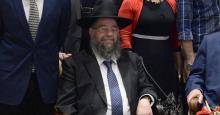 """הרב ישעיהו הבר ז""""ל. צילום מארק ניימן / לע""""מ"""
