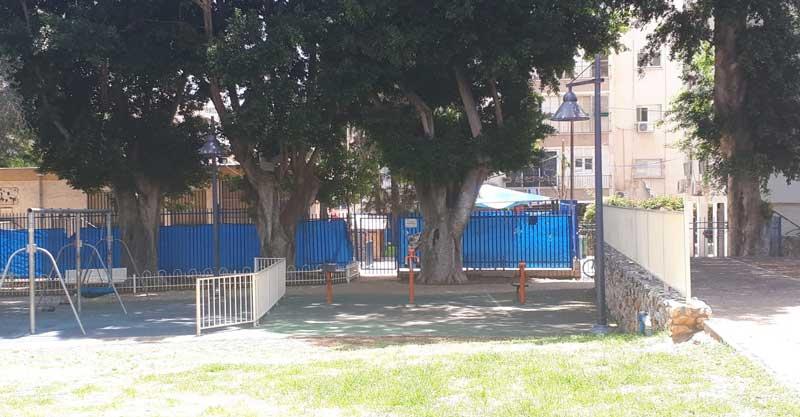 גן צבעוני רחוב בן יהודה