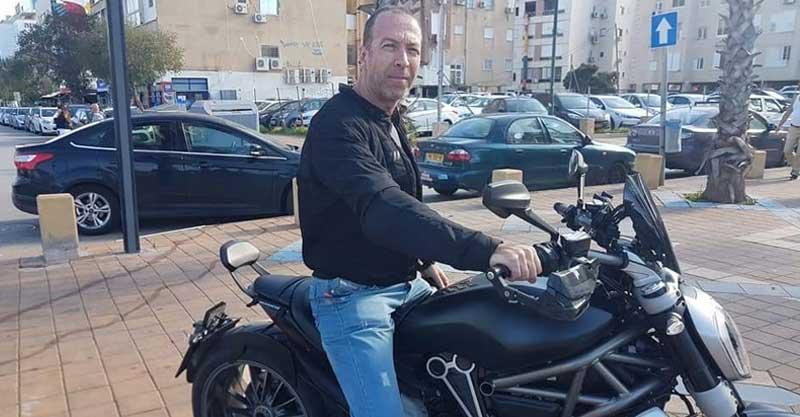 אשר כץ, תושב שכונת אם המושבות, נהרג הבוקר בתאונת אופנוע- פתח תקווה באדיבות המשפחה