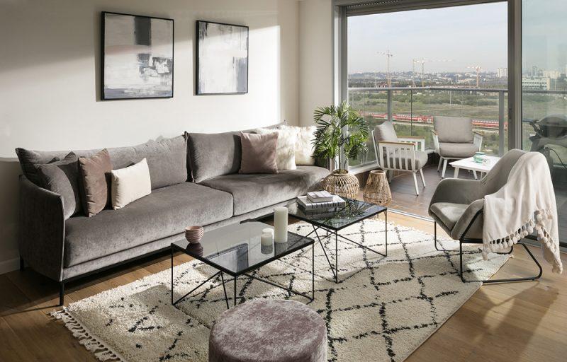 איך לבחור שטיח נכון? המומחים של 'בית השטיחים' מסבירים. צילום: אלעד גונן