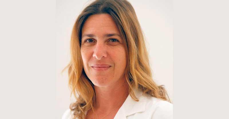 """ד""""ר אפרת ברון-הרלב, מנהלת מרכז שניידר לרפואת ילדים. צילום דוברות מרכז שניידר"""