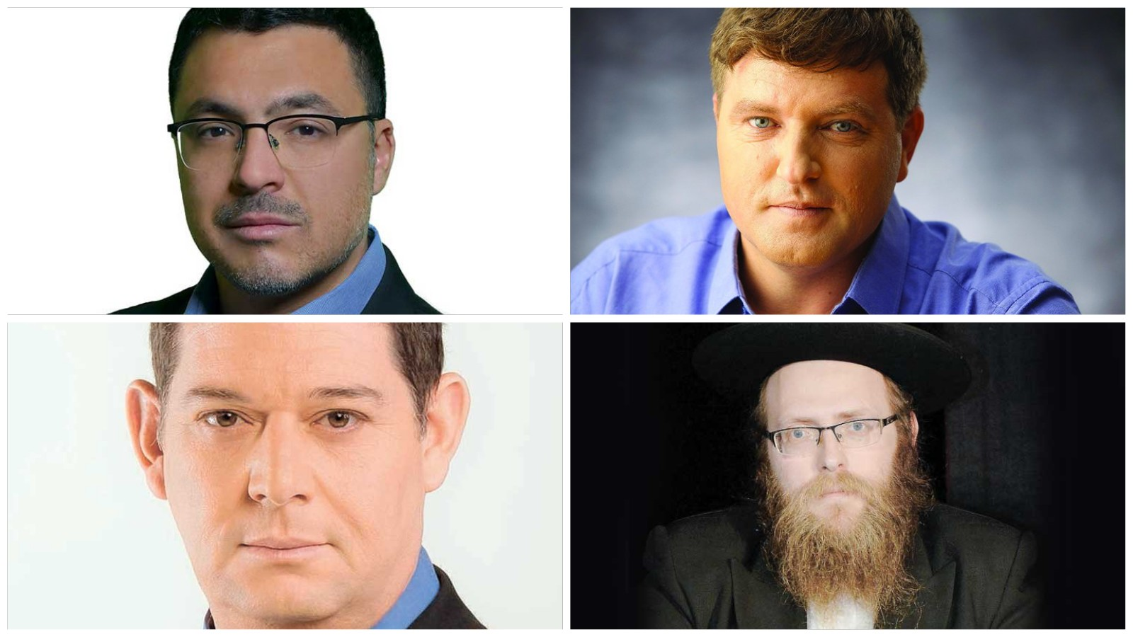 רמי גרינברג, איתי שונשיין, אורי אהד, ישראל פרידמן