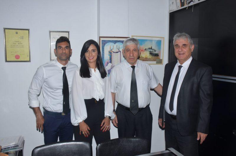 משרד 'שלום את שלום' עורכי דין ונוטריון: הכירו את עורך הדין הבא שלכם. צילום: הדס נבון