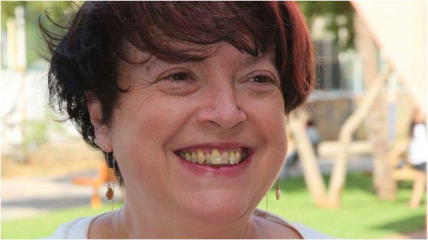 שולרית קנטור- מנהלת בית הספר ביאליק