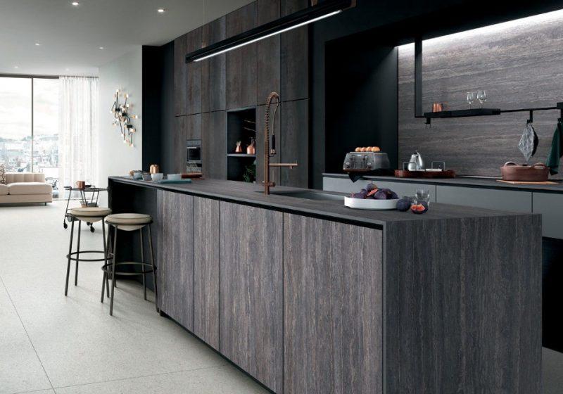 אינפינטי פורצלן למטבח בפתח תקוה: האבן השואבת של הבית שלכם. תמונה באדיבות אינפיניטי איטליה
