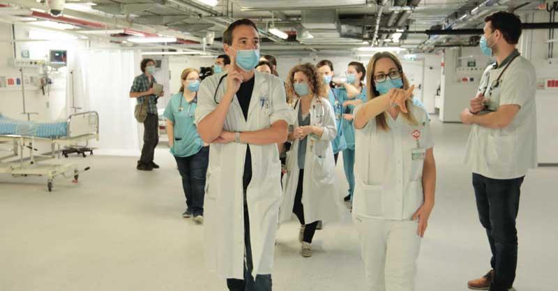 פרופ' אלון גרוסמן. צילום דוברות בית החולים