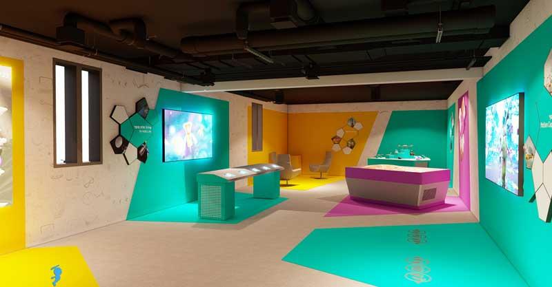 מרכז לחדשנות, יזמות וטכנולוגיה יפתח בבית-ספר קיבוץ גלויות הדמיה: בריז קריאטיב
