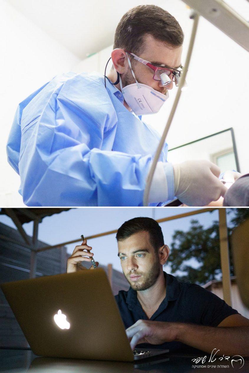 שדרוג מראה המטופלים, צילום עומרי דדון