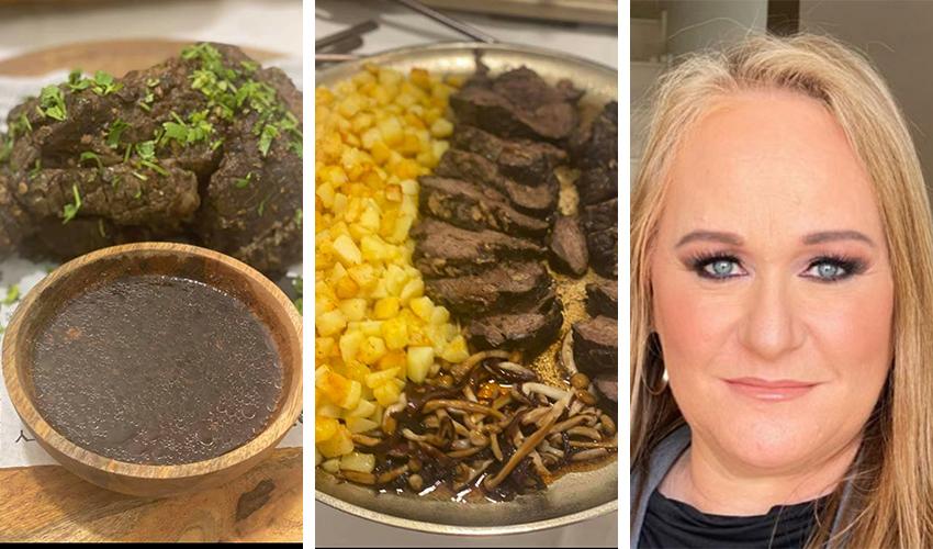 מתכון לשבת: חזה בקר בבישול ארוך של אילנה ויסמן